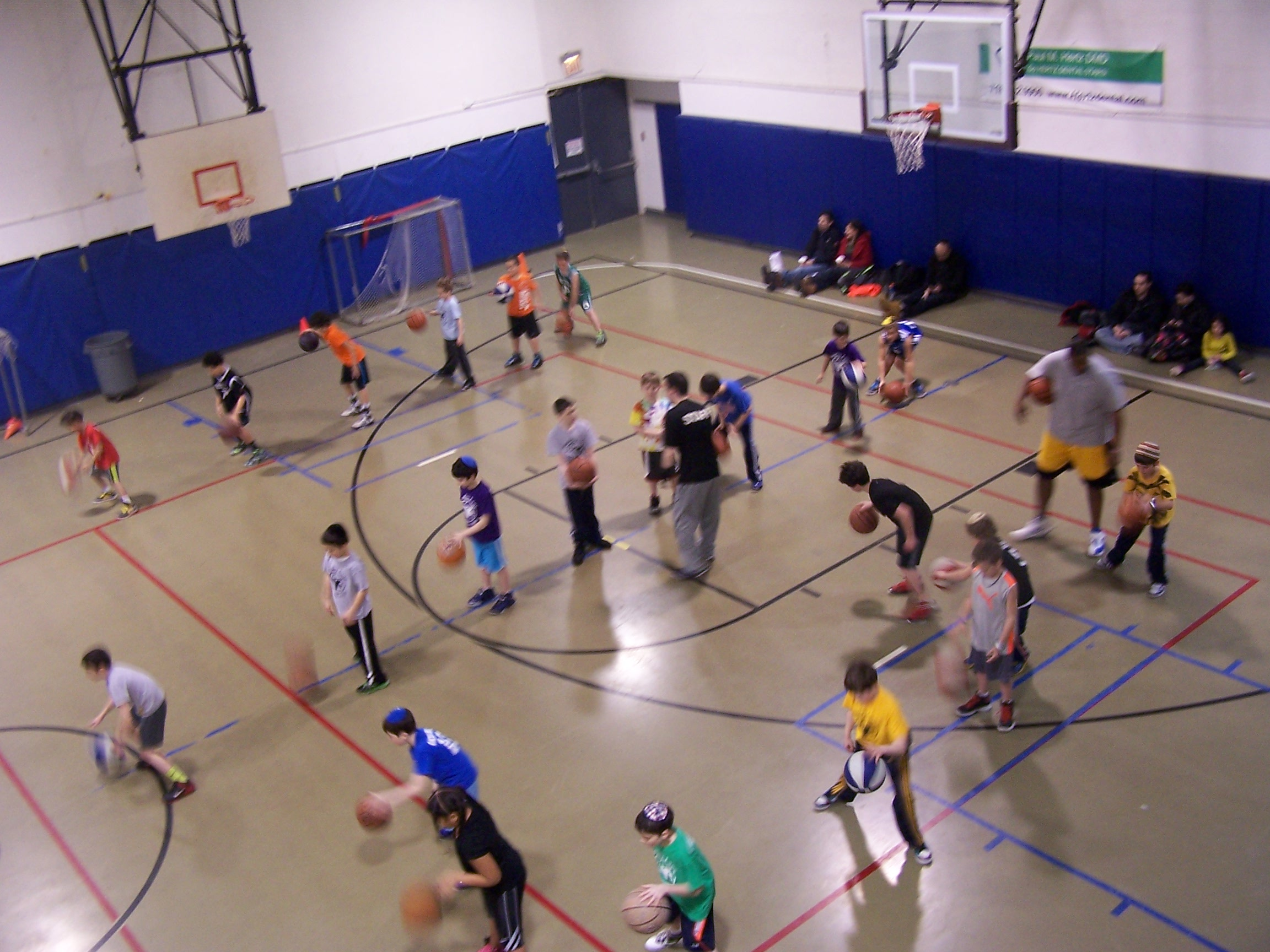 basketball clinics