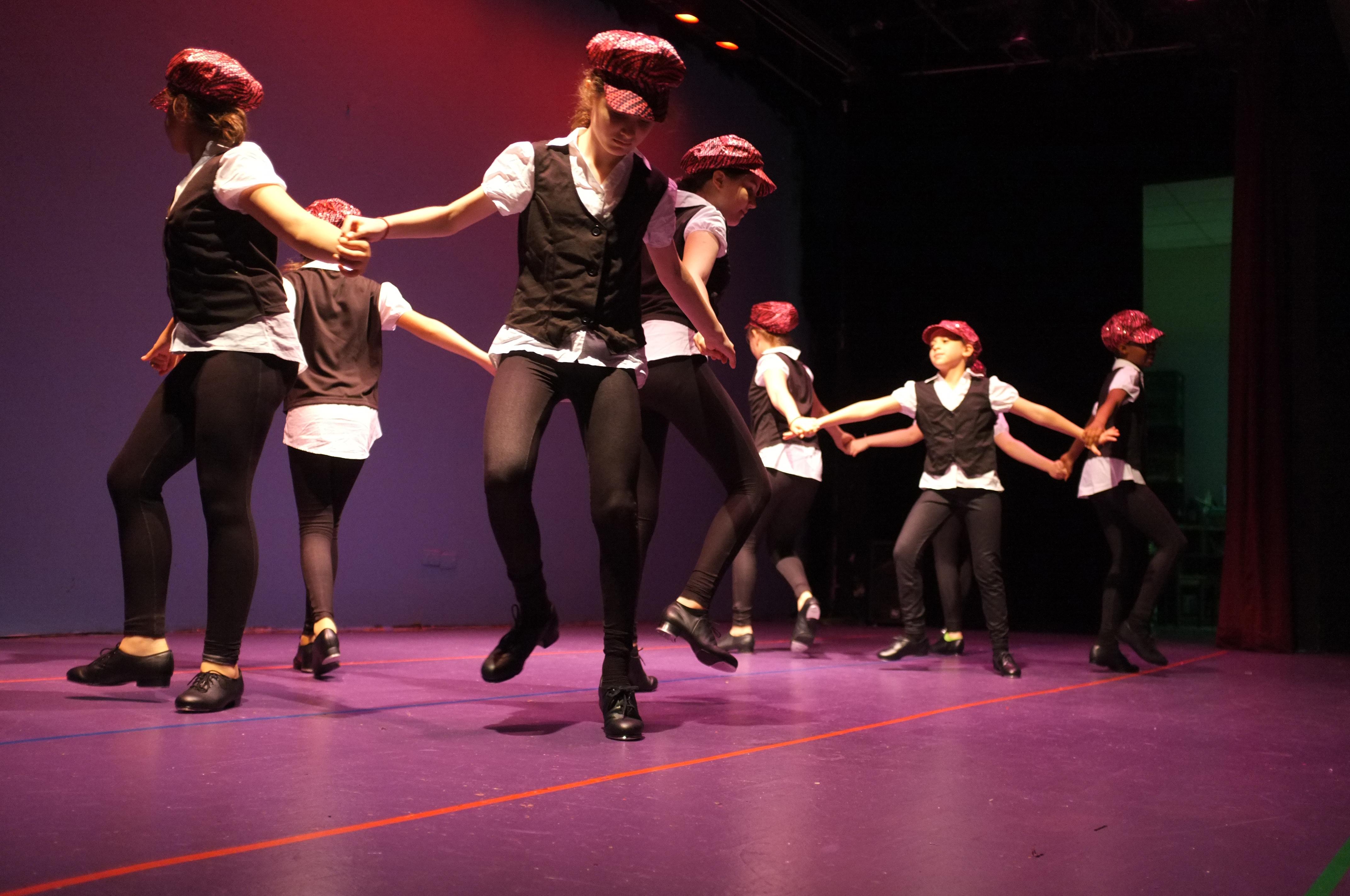 Dance School - The Riverdale Y