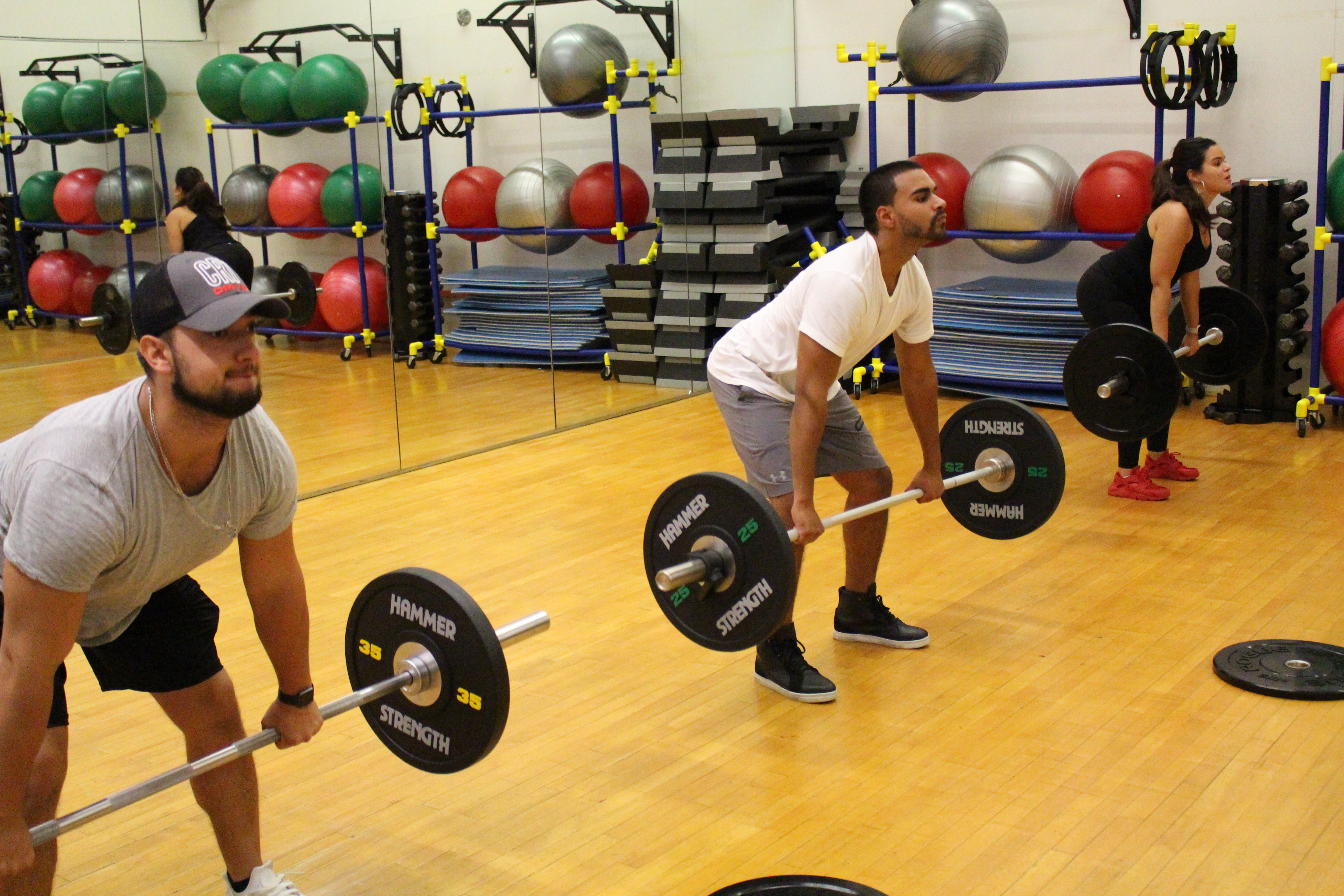 Fitness Center - The Riverdale Y