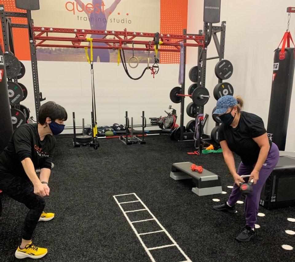 quest training studio